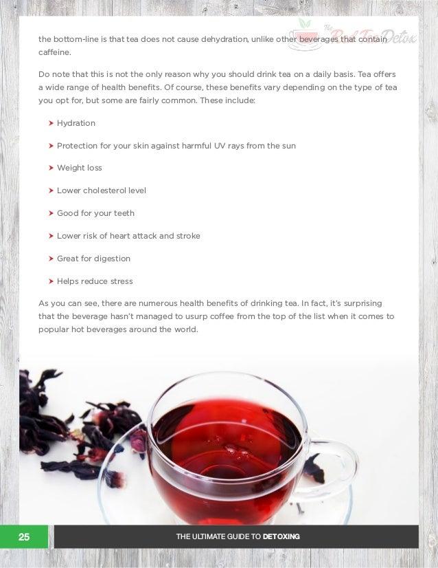 Who Shouldn T Drink Green Tea