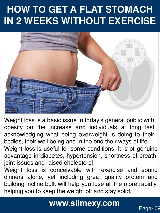 How To Seriously Lose Weight Fast