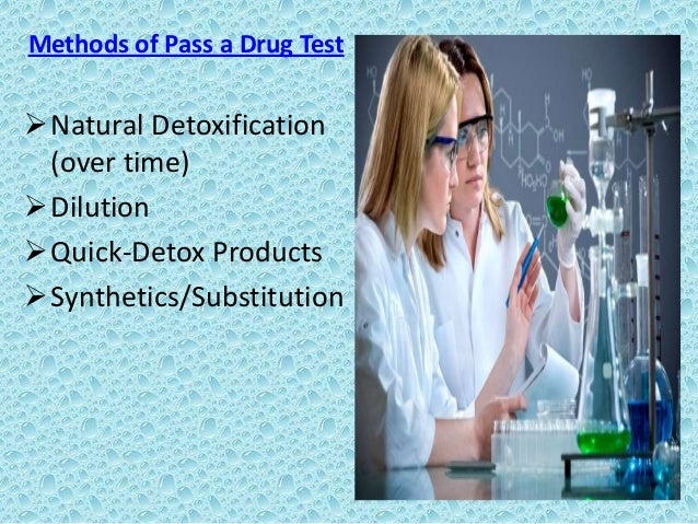 Natural Ways To Pass A Hair Follicle Drug Test