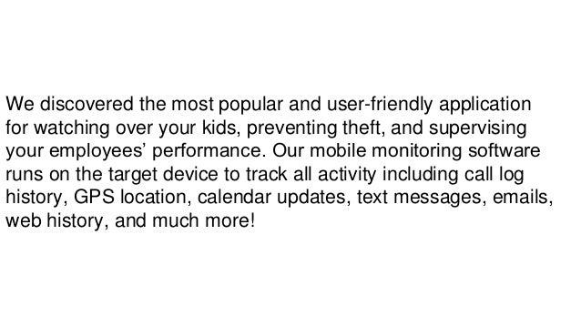 Best Way To Spy On Smartphone Contents Slide 2