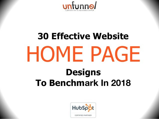 30 Effective Website HOME PAGE Designs To Benchm