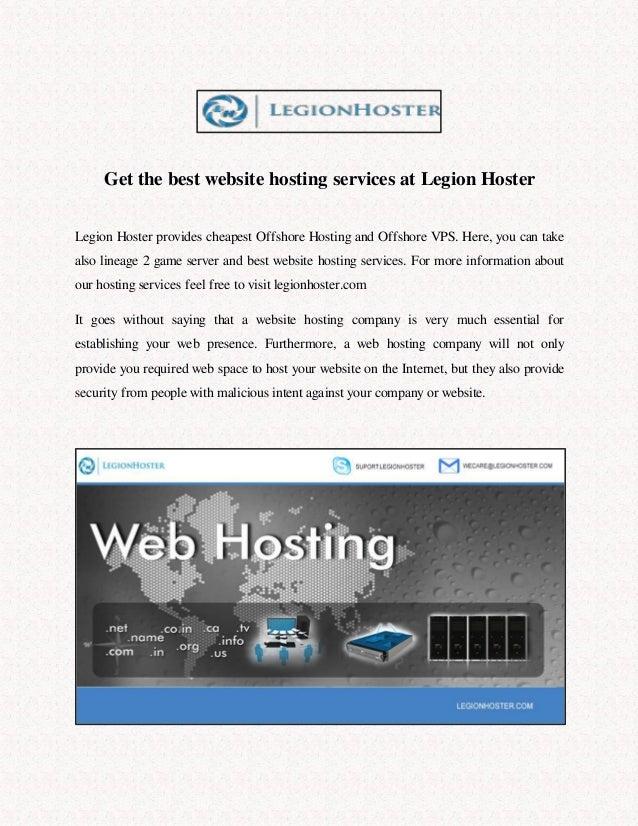 Бесплатный хостинг для сервер lineage 2 бизнес интернет хостинг