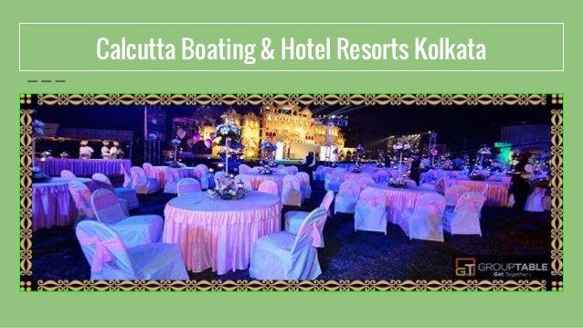 Calcutta Boating & Hotel Resorts Kolkata