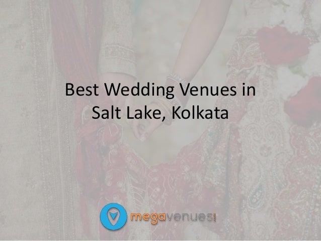 Best Wedding Venues in Salt Lake, Kolkata