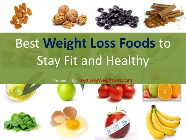 top 15 foods for weight loss and slimming