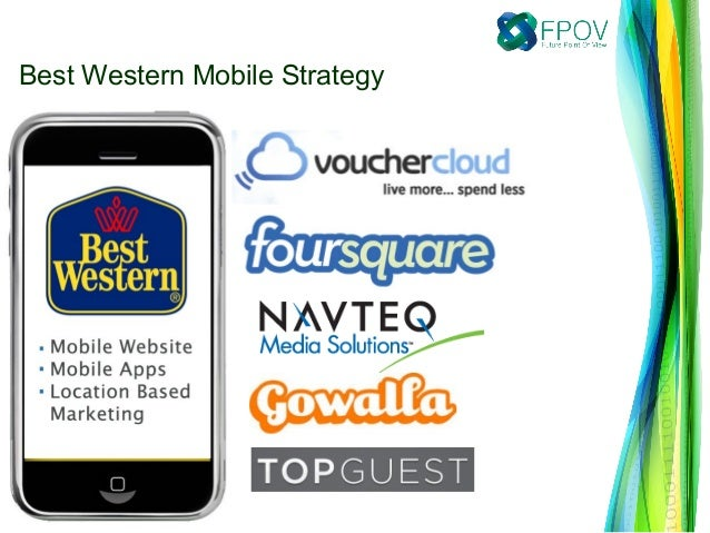 Best Western Mobile Strategy