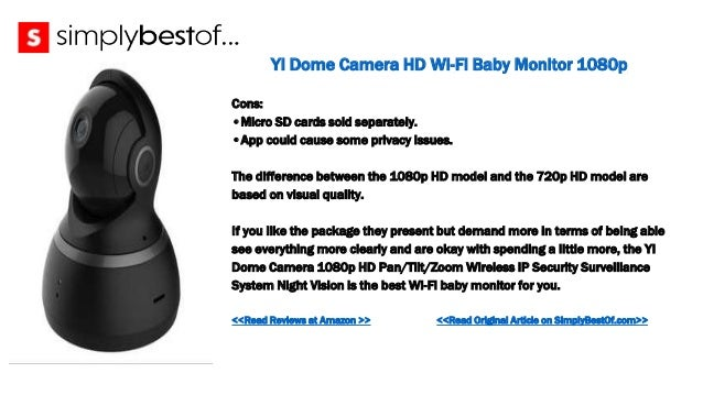 The 8 Best Wi Fi Baby Monitors