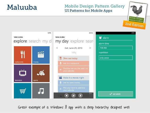 The best windows phone apps 2013 a designers collection for Window design app