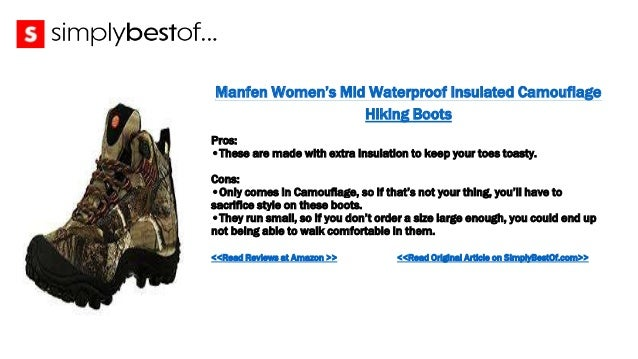 514759952e5 The 8 Best Women's Hiking Boots