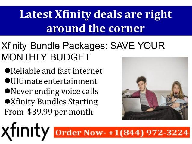 Comcast XFINITY Internet Plans -United States