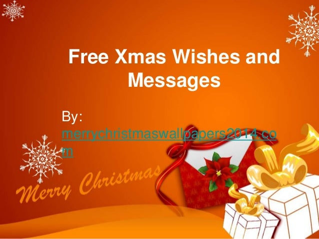 Best xmas wishes