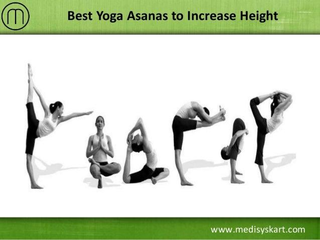 Medisyskart Best Yoga Asanas To Increase Height