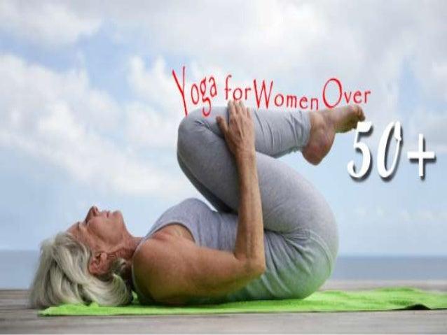 Best Yoga For Women Over 50