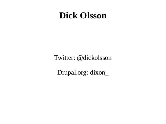 Let's Take Drupal Offline! Slide 2