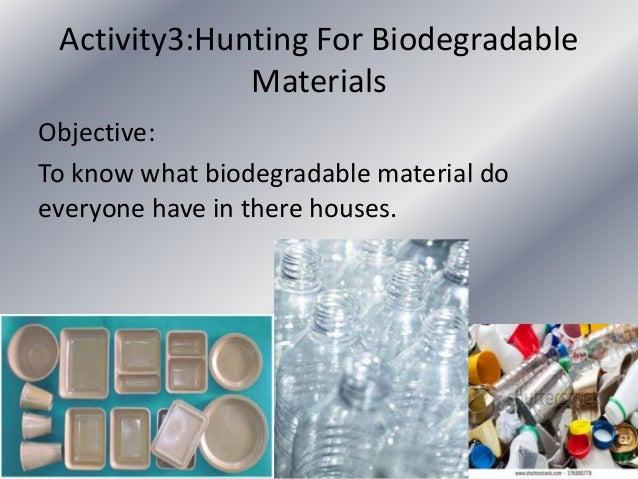 Biodegradable Materials, Bio Plastic, IDM8