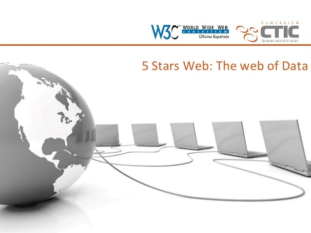 5 Stars Web: The web of Data