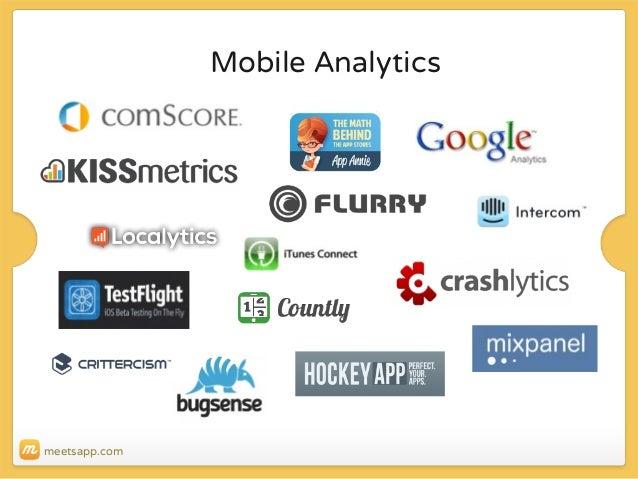 Mobile Analytics  meetsapp.com
