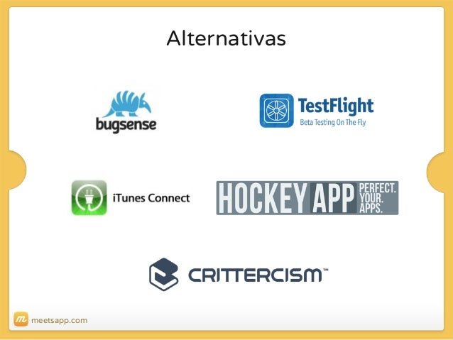 Alternativas  meetsapp.com