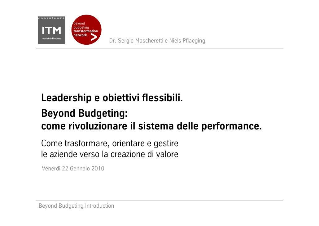 beyond              budgeting                         >              transformation              network.                 ...