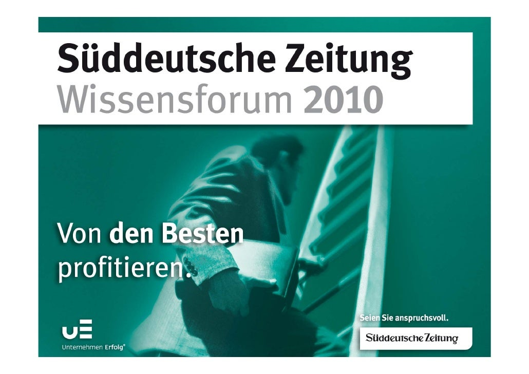 Niels Pflaeging BBTN Associate & Presidente MetaManagement Group Econique – Diálogo CFO 18/19 de Mayo 2009