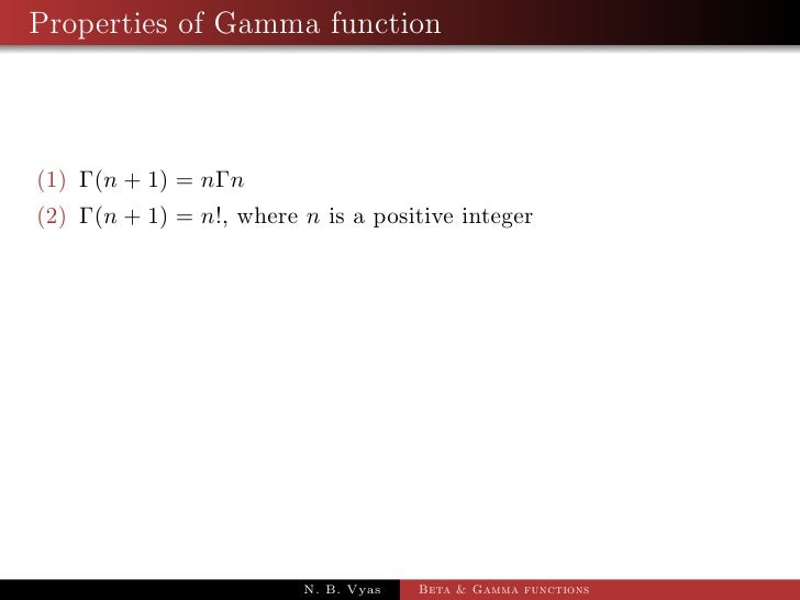beta gamma functions and its applications pdf