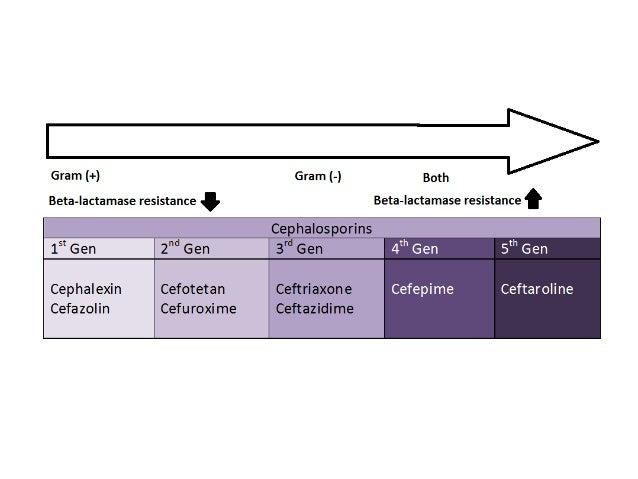 Oral Cephalosporins 3rd Generation