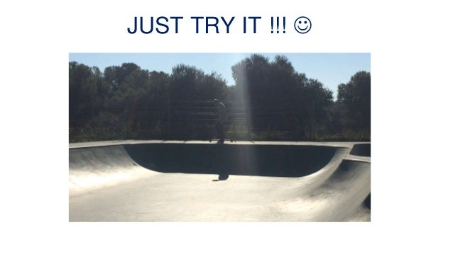JUST TRY IT !!! 