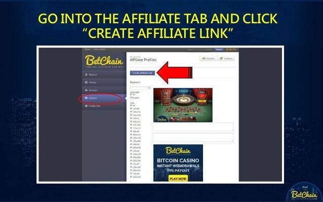Affiliate casino making money real aladdin casino hotel mt mt tb.cgi trackback