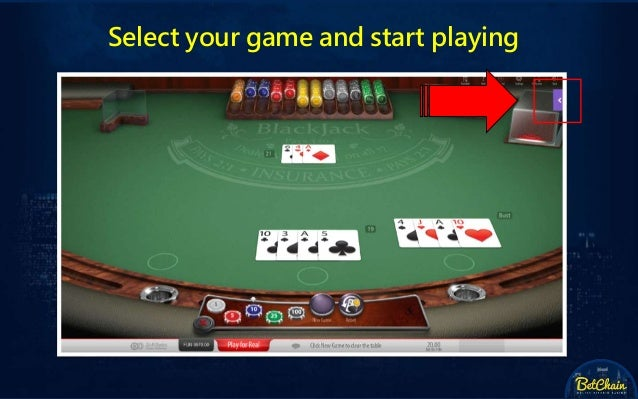 a gambling site in