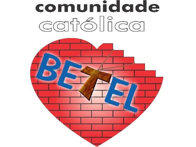Nosso chamado é ser Betel (Casa de Deus) para que muitos encontrem a vereda do Senhor e, ao mesmo tempo, o Senhor nos colo...
