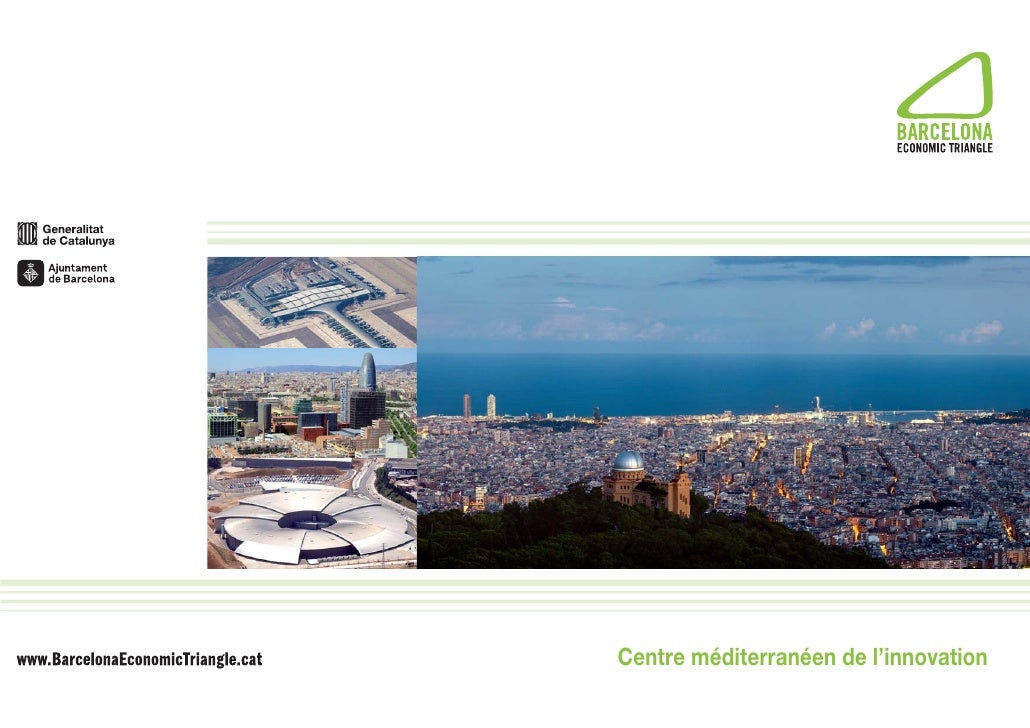 Barcelona Economic Triangle (French)