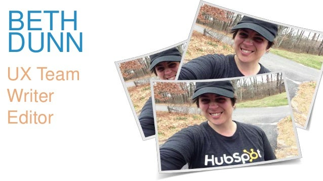 INBOUND Bold Talks: Beth Dunn Slide 2