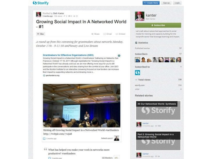 Content Curation for Nonprofits