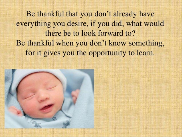 Be thankful poem Slide 2