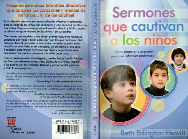 lesa  Presente sermones Infantiles dinámicos que otrapen los corazones y mentes de  los niños. .. ly de los adultos!   Es ...