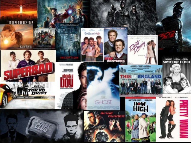 Task 1: Presentation • 1.Choose ONE genre and at least 3 examples of films from that genre. On your slides give the film t...