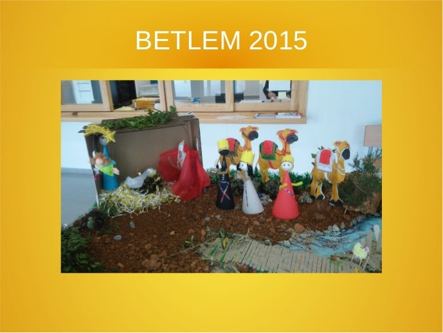 BETLEM 2015