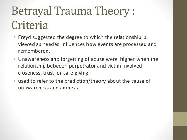 Betrayal In A Relationship: Psychology Of Betrayal