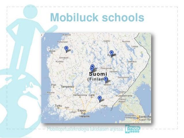 Mobiluck schools