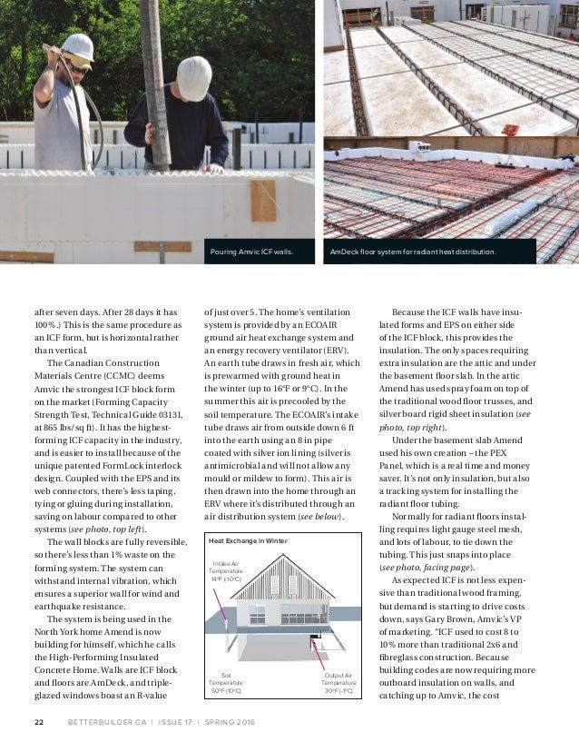 Better Builder Magazine, Issue 17 / Spring 2016