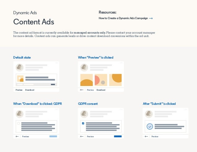 The content ad format is currently available for managed accounts only. Please contact your account manager for more detai...