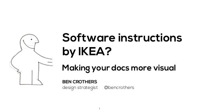 Software instructions by IKEA? 3 ways to make your