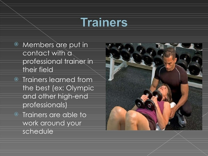 <ul><li>Members are put in contact with a professional trainer in their field </li></ul><ul><li>Trainers learned from the ...