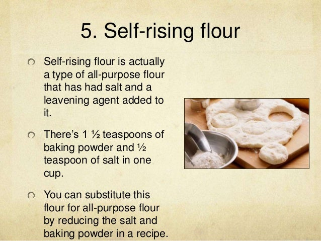 9 Types Of Flour You Can Use For Everyday Baking And Cooking