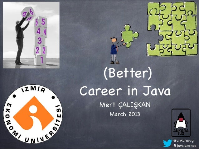 Better Career with Java