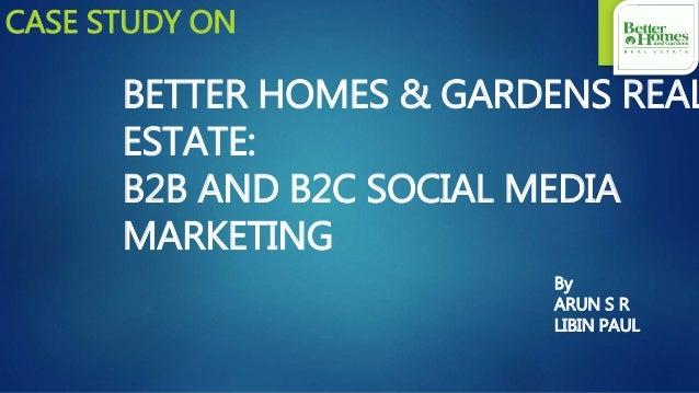 Better Homes Gardens Real Estate