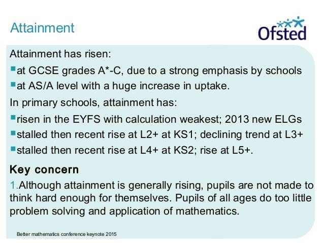 Better mathematics keynote spring 2015