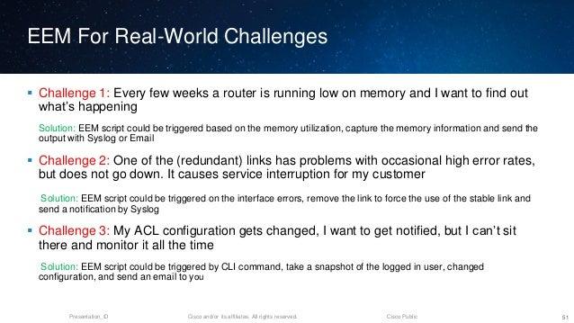 Better Network Management Through Network Programmability