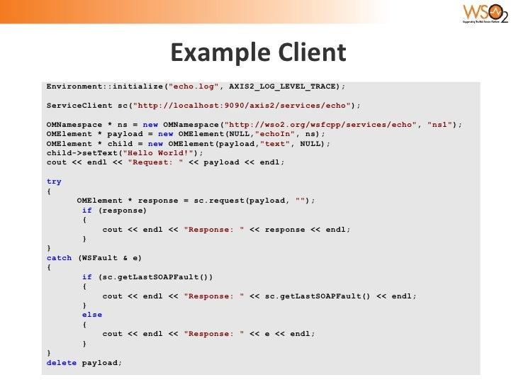 Better Open Source Enterprise C++ Web Services
