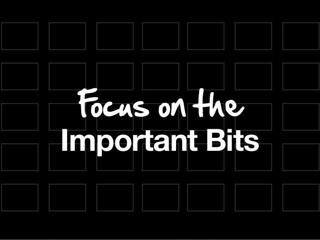 FIcNL IH MCA Important Bits